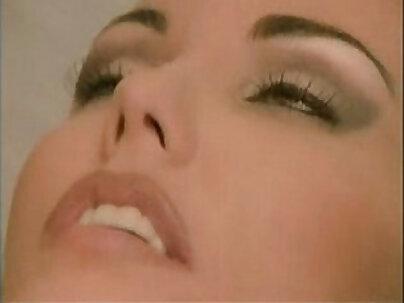 Petite brunette free anal stimulation