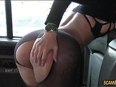 Tied up and fucking anal goth lover