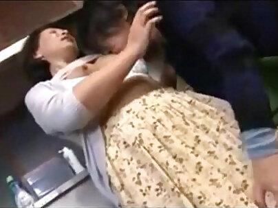 Mature Japanese whores Katy and Kinky Callista