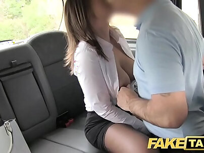 Stockings horny woman anal and swallowing