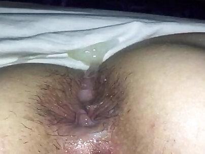 Amateur homemade anal