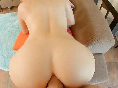 Hot girl huge ass hard anal sex