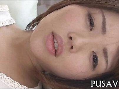 Angelic Webcam Girl Deepthroats Dildo
