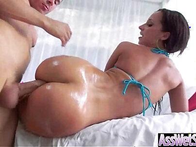 Big Oiled wet Butt Girl jada stevens Get Anal Hardcore Bang vid