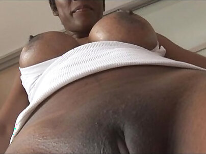 Busty mature babe throated and pounded missionary deeply by black