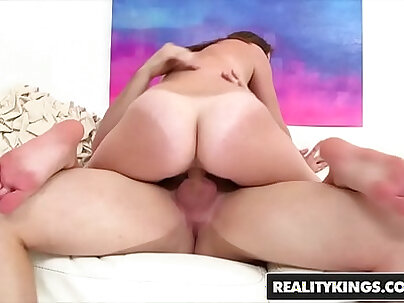 cum soaked doll gets a mouthful