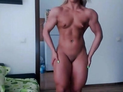 Blonde Teen Auditions to See Porn & Pin Video On Cam