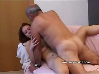 Big titted stepmom have a threesome