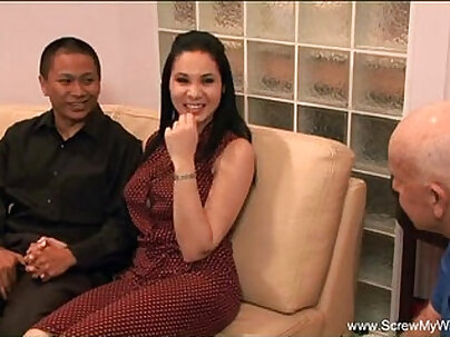 Major Anal Action For Swinger Wife