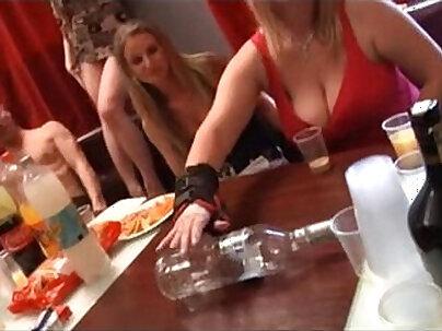 Club teacher fucks her student wolf goat party