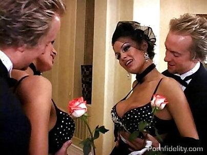 Angelina Valentine talks dirty like a lusty slut