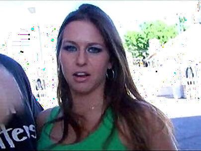 Rachel Roxxx Hot New Sloppy Jugger