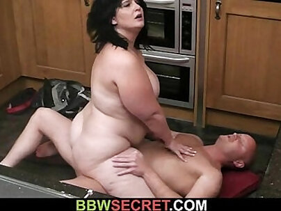 He gets busted cheating with big lady