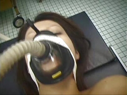 Asian Nurse Fucked And Creamed