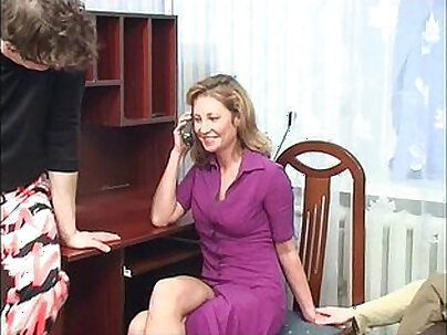 Mature Russian slut ass fucked