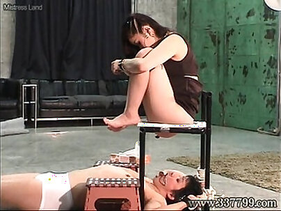 MLDO Find of the slave market. Mistress Land