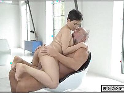Marmaduke and black brazilian grandpa