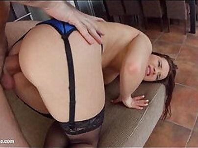 Perfect ass hardcore anal