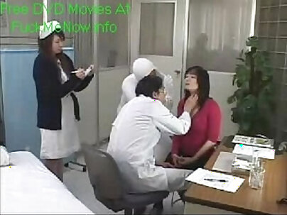 Asian Nurse In The Tightest Positions