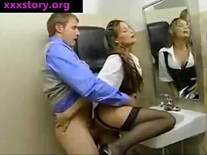 Boss girl loves to serve janitors daughters bf